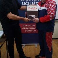 Trener Igor Ilić uspješno završio formalno školovanje u prvoj generaciji trenera hapkidoa u EU